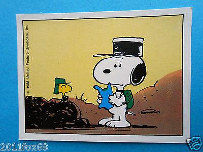 figurines figuren stickers snoopy figurine i love snoopy n. 242 panini 1980-90