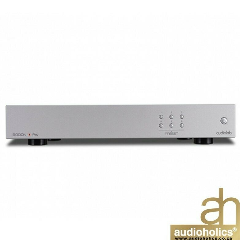 AUDIOLAB 6000N PLAY WIRELESS AUDIO STREAMING PLAYER