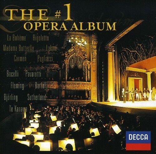 1 of 1 - Various Artists - #1 Opera Album / Various [New CD]