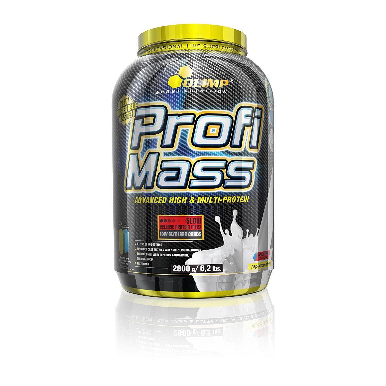 (18 44  1kg) Olimp Profi Profi Profi Mass (2500g)  - Weightgainer ohne Creatin e17e80