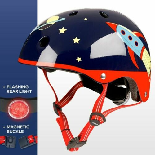 Micro Childrens Deluxe Helmets Rocket Small Or Medium