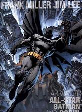 ABSOLUTE ALL STAR BATMAN & ROBIN HARDCOVER Frank Miller & Jim Lee DC Comics HC