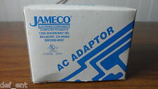 Jameco AC Adapter Part NO 100845 Power Supply 9 Volt DC Class 2