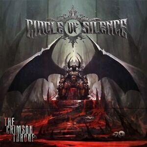 CIRCLE-OF-SILENCE-The-Crimson-Throne-CD-4028466109811