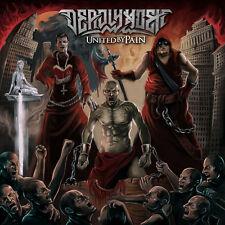 DEADLY MOSH - United by Pain CD Exodus Slayer Metallica Violator Sodom HIrax
