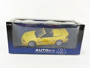 Autoart 1/18 - Ford Mustang S351 72731