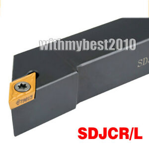 Stellram SDJCL-123 lathe turning tool