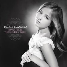 Jackie Evancho - Songs from the Silver Screen [New CD]