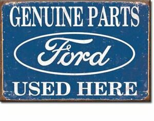 Ford-Genuine-Parts-Used-Here-Ford-Magnet