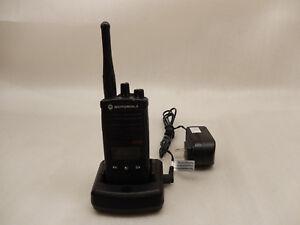 Motorola-RDX-RDU4160d-Two-Way-Radio