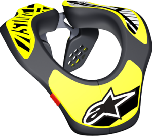 Alpinestars Youth Neck Support Motocross Offroad Karting Go Kart race collar
