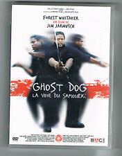 GHOST DOG - JIM JARMUSCH - FOREST WHITAKER - 1999 - DVD TRÈS BON ÉTAT