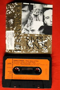 SIMPLE-MINDS-ONCE-UPON-A-TIME-1985-EXYU-CASSETTE-TAPE