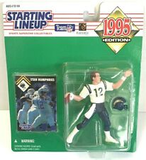 Stan Humphries Starting Lineup New in Box 1995 Edition San Diego Chargers