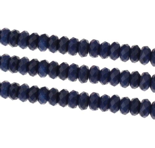 10 lapis lazuli azul achat perlas 10mm piedras preciosas rondell encararán g152