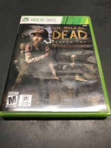 Details About The Walking Dead Season Two 2 Game Xbox 360 Used