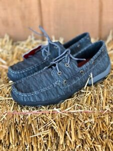 00b06f553b2 Image is loading Twisted-X-Women-039-s-Charcoal-Driving-Mocs-