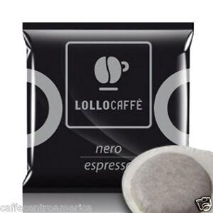 600 CIALDE FILTRO CARTA CAFFE' LOLLO MISCELA NERA ESE 44MM