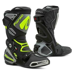 motorcycle-boots-Forma-Ice-Pro-racing-black-grey-track-road-race-tech-smx