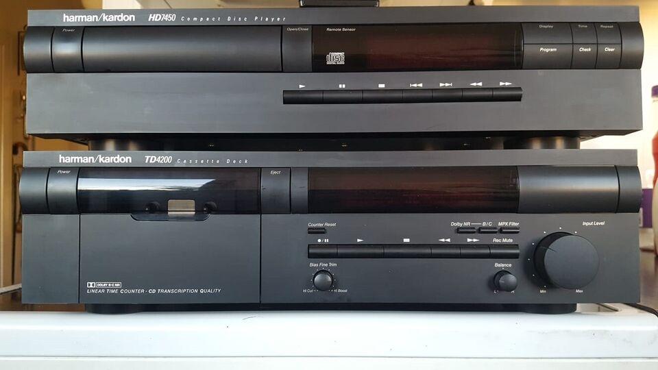 Båndoptager, Andet, Harman/Kardon TD4200