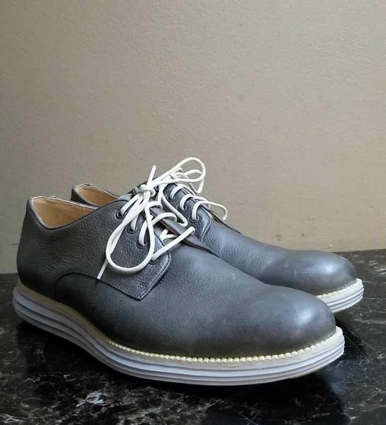 Cole Haan Original Grand Plain Para hombre Oxford tamaño 11.5 M RT  312