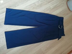 M-amp-S-Collection-navy-trousers-size-10