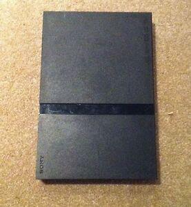 Consola Ps2   SLIM + Juego Smackdown 2008 + Mando Buen estado