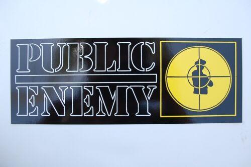 Rap Hip Hop NWA Ice Cube Car Truck Window JDM Public Enemy Sticker Decal S222