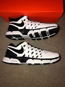 c7c9c52ac65a8 Details about Nike Men's Lunar Fingertrap Trainer Sneaker White/Black Size 9