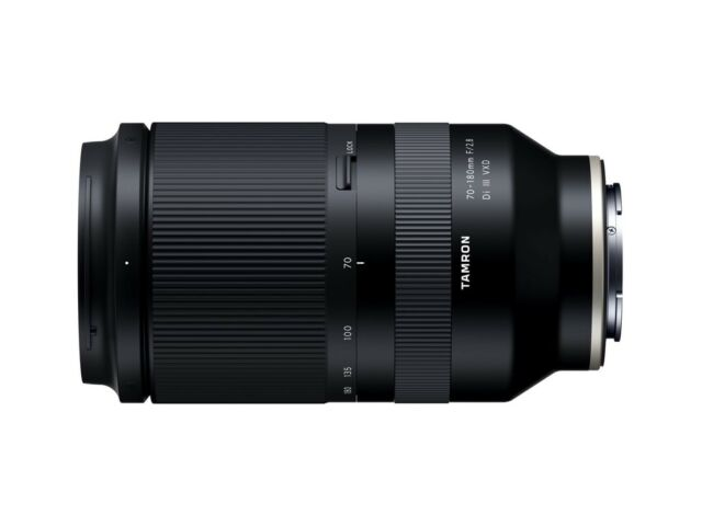 Tamron 70-180mm 1:2,8 Di III Vxd For sony E-Mount