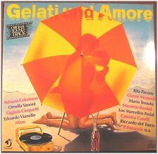 Gelati und Amore, original Soundtrack, VA Sampler,vg/vg  LP (8225)