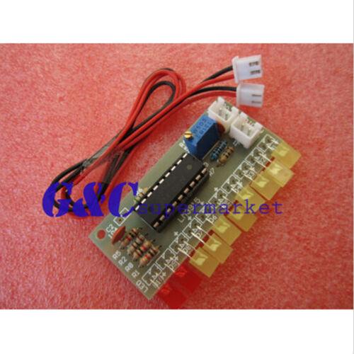 1//2//5PCS LM3915  10 segment audio level indicator DIY kit M54