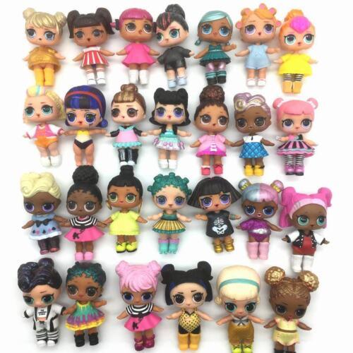 10Pcs ❤️LOL Surprise UNICORN Queen Sugar GLAM GLITTER Dolls w// outfit toy RANDOM