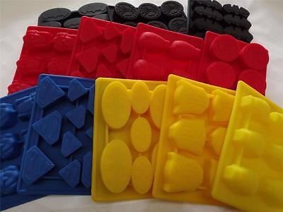 BATMAN Yellow Silicone Ice /Jelly / Chocolate / Tray