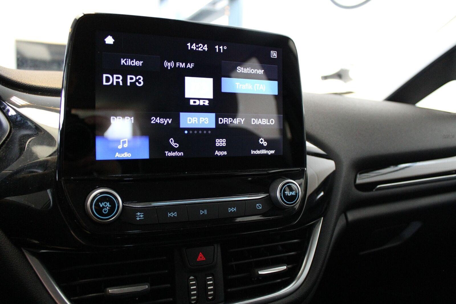 Ford Fiesta 1,0 EcoBoost Titanium - billede 8