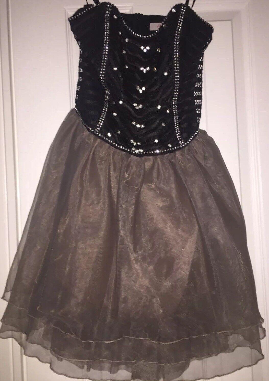 Prom Dress, Size 8/10