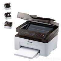 Multifunction Wireless Cloud Monochrome Laser Printer Scanner Copier Fax