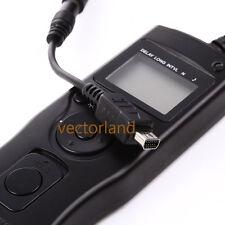 Temporizador LCD remoto del obturador Para Olympus Rm-uc1 E-30 E-400 E-510 E-m5 E-p1 P2 P3 Reino Unido