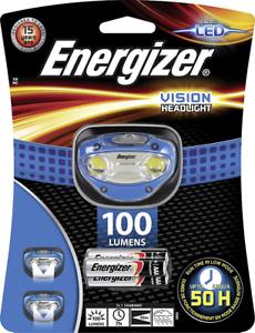 Energizer E300280301 Vision HL LED Stirnlampe batteriebetrieben 100 lm 50 h