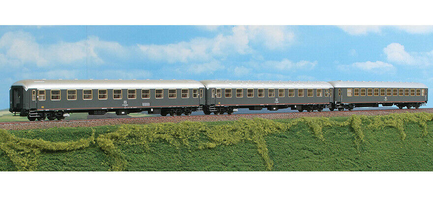 Acme 55227 Set Type x 1968 Livery Grey Slate with Thread red. FS