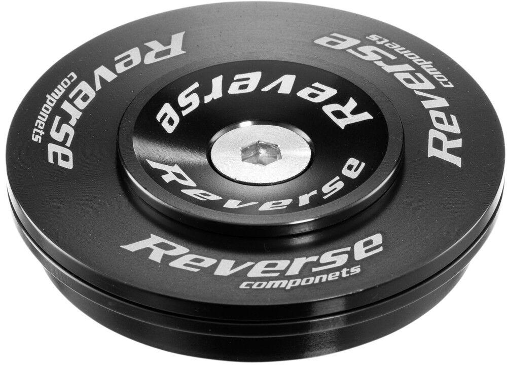 Reverse Twister top Cup auriculares tipo impositivo 1.5-1 1 8  semi integra negro  garantizado