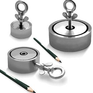 suchmagnet neodym magnet bergemagnet bis 1200kg 2 fach ndfeb magnetfischen ebay. Black Bedroom Furniture Sets. Home Design Ideas