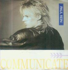 "7"" Paul Rein/Communicate (D)"
