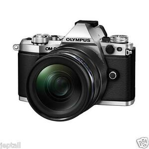 "Olympus M5 Mark II M5II 12-40mm 16.1mp 3"" Digital Camera Brand New Jeptall"