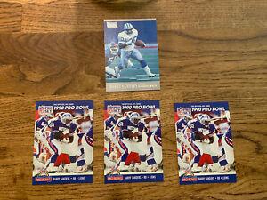 barry sanders 413 football card lot Detroit Lions 🔥🔥🔥🔥🔥