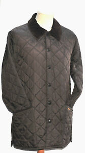 Great-Uomo-Barbour-D360-Liddesdale-Giacca-misura-piccola-marrone