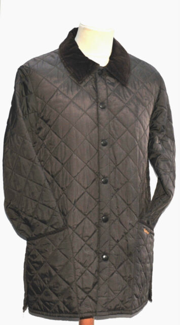 Great Uomo Barbour D360 Liddesdale Giacca misura piccola marrone