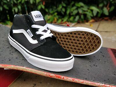 Vans Mid Top Boys Girls Womens Sneakers