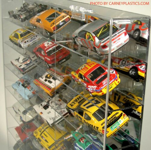 1:32 Slot Car Display Case fits fly 24 Comp