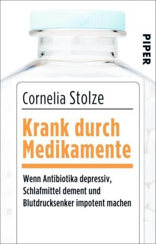 1 von 1 - Krank durch Medikamente - Cornelia Stolze - UNGELESEN